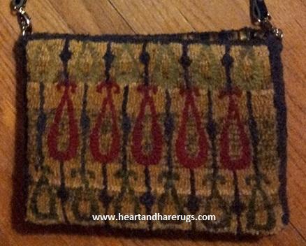 Amara Tapestry Purse