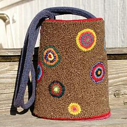 Cat's Paw Bucket Purse