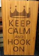 Cutting Board - Keep Calm