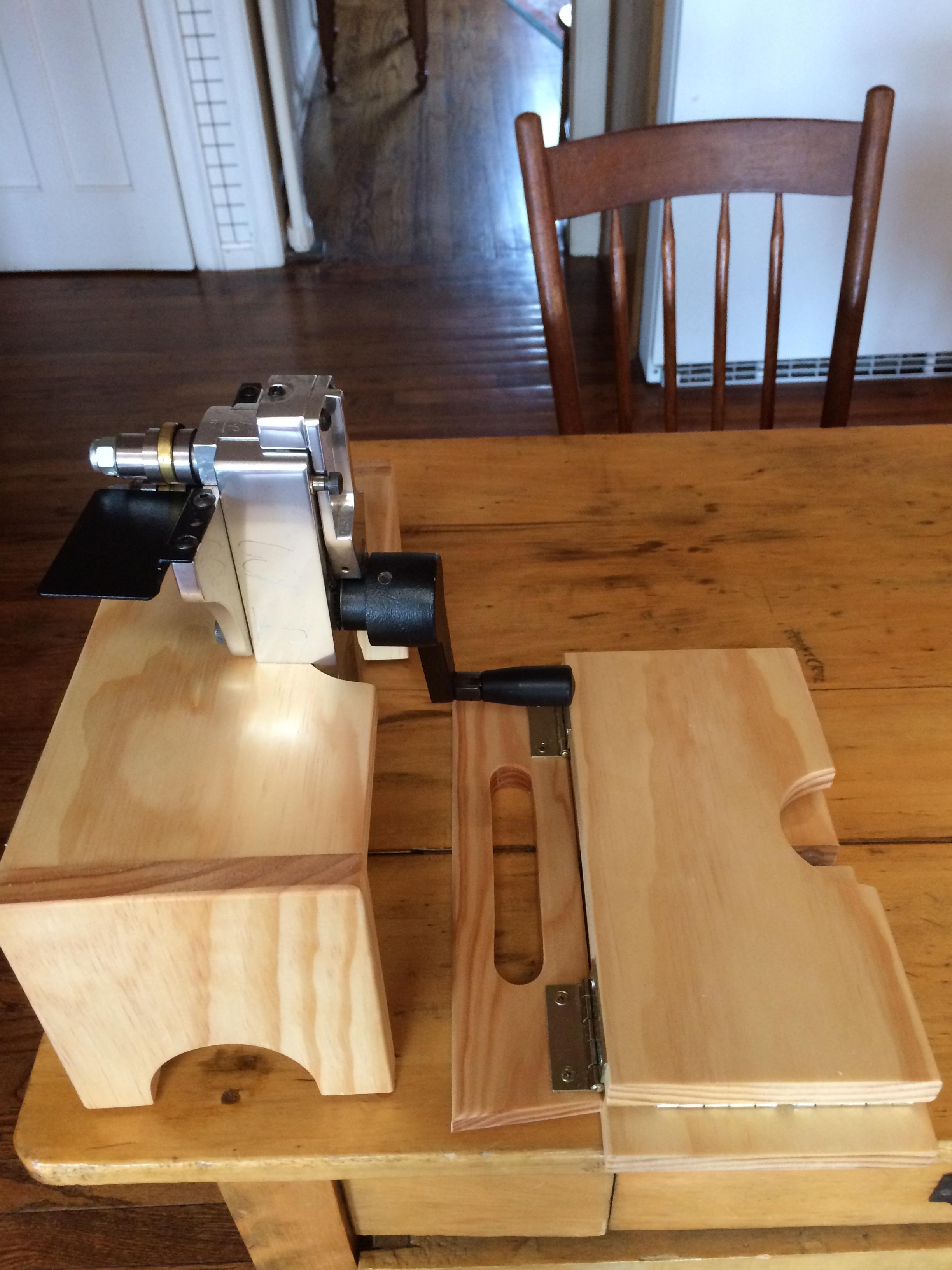 #JM02 Folding Cutter Stand