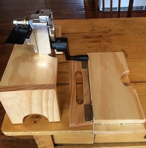 Folding Cutter Stand