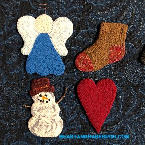 #HH022 Ornaments I