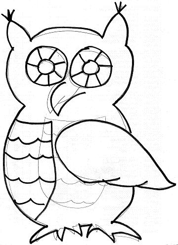 Stu the Owl