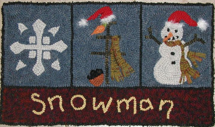 Story Runner - Snowman